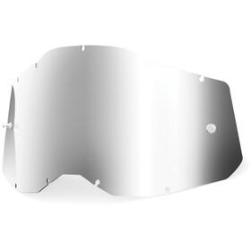 100% Anti-Fog Ersatzscheiben Gen2 Jugend silver/mirror